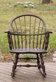 Broken Rocking Chair Vintage 1930 Nichols U0026 Stone Windsor Rocking Rocker Chair 120 00