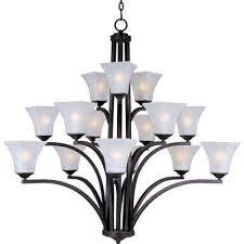 15 Light Chandelier Overstock Chandeliers Hanging Lights The Home Depot