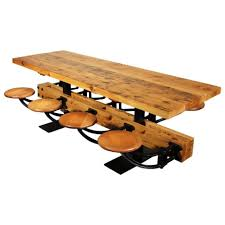 dining tables diy reclaimed wood coffee table farmhouse trestle