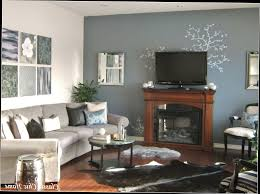 Salle A Manger Bois Gris by Salon Bleu Gris Indogate Com Peinture Gris Bleu Pour Chambre