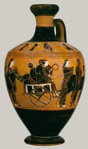 Different Types Of Greek Vases Scenes Of Everyday Life In Ancient Greece Essay Heilbrunn