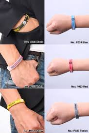 health bracelet images Anti radiation anti fatique sporty unisex health bracelet jpg
