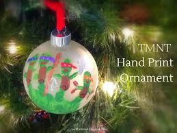 handprint tree ornament home design inspirations