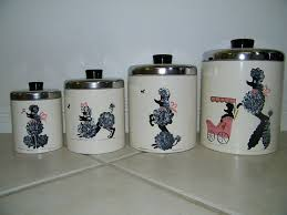 vintage kitchen canister best 25 vintage canisters ideas on midcentury bread