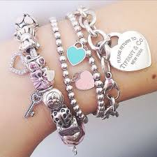 tiffany charm bracelet with charms images Personalized photo charms compatible with pandora bracelets jpg