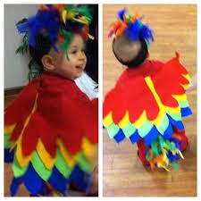 Homemade Baby Halloween Costume Ideas 16 Best Parrot Costumes Images On Pinterest Parrot Costume