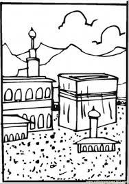 hajj coloring hajj eid ul adha activities coloring