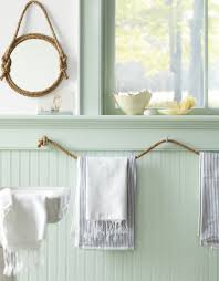 Nautical Bathroom Curtains Diy Nautical Decor That Makes A Splash