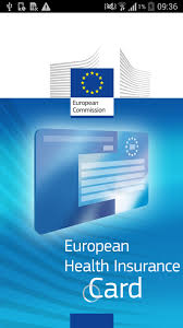 european health insurance card android apps on play