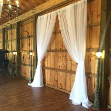 wedding backdrop rentals 8 by 10 sheer pipe drape backdrop price rentals events