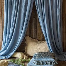 bella notte linens linen whisper curtain luxury designer