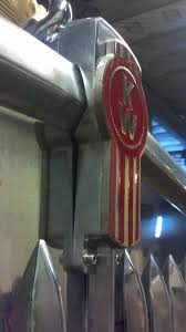 kenworth trucks for sale in ontario canada this is a picture of 1 of 2 kenworth insignias that were made in