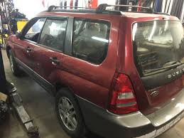 subaru forester 2017 red 2005 subaru forester l l bean automatic 176k complete part out