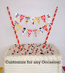 banner cake topper 121 best banners cake topper images on birthdays cake