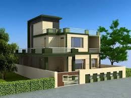 exterior view home design exterior view