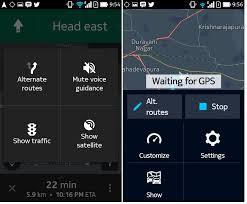 Google Maps Navigation Google Maps Vs Nokia U0027s Here Maps Android Maps U0026 Navigation Drive