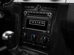 mustang navigation raxiom mustang oe style gps navigation w bluetooth back up