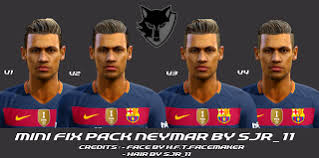 pes 2013 hairstyle ultigamerz pes 2013 neymar new face with new hair style 2016