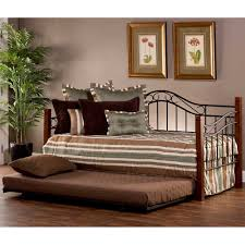 matson iron u0026 wood daybed in cherry black humble abode