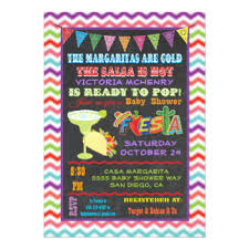 mexican baby shower invitations announcements zazzle co uk