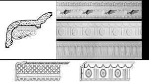 Architectural Cornices Mouldings Plaster Crown Mouldings U2022 Architectural Interior Designs U2022 Decocraft