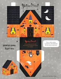 Free Halloween Border Paper by Halloween Haunted House Printable By Julissa Mora Halloween Free