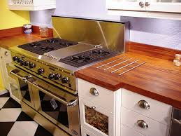 wood countertops for kitchen islands versatile elegance wood