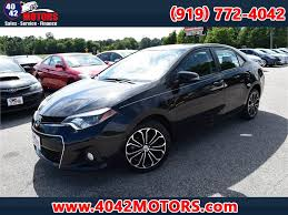 2014 toyota corolla s plus price used cars for sale at 4042 motors
