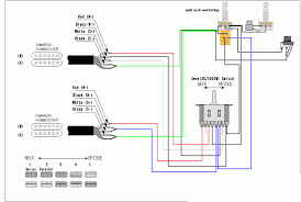 wiring diagram for dimarzio humbuckers u2013 the wiring diagram