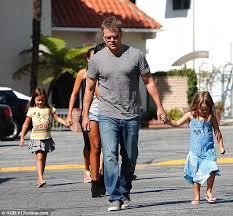 matt damon s house boston matt damon bonds with three year old daughter stella during a family