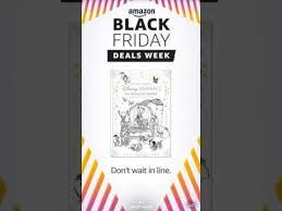 amazon black friday ads amazon black friday deals week snapchat ad youtube