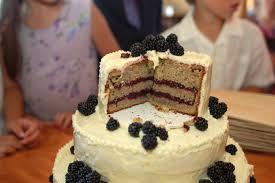 wedding cake recipes berry lemon blackberry wedding cake gluten free big sis dish