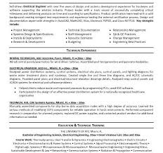 Best Electrical Engineer Resume by Resume Objective For Fresh Graduate 4jpg Ceramic Engineer Sample