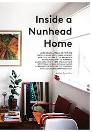 Victoria Beckham Home Interior South East London Journal No 3 By South East London Journal Issuu