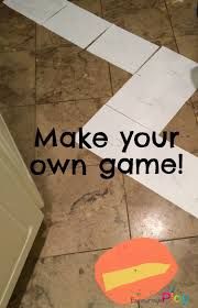make your own game pinterest in real life u2014 encourage play