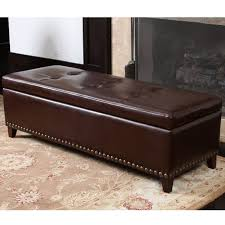 Ottoman Red by Bench Wonderfuler Seating Bench Photo Ideas Faux Benches Brown