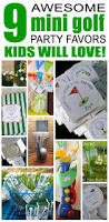 Halloween Wedding Favor Ideas by Best 25 Golf Party Favors Ideas On Pinterest Golf Party Golf