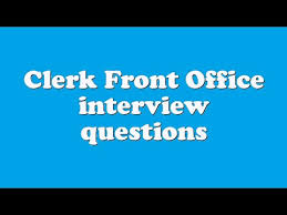 Front Desk Job Interview Questions Interview Questions For Front Desk Clerk Desk Design Ideas