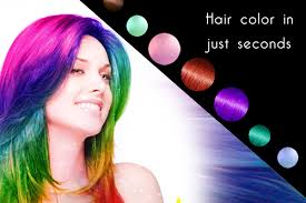 what would i look like with different hair change hair color android apps on google play