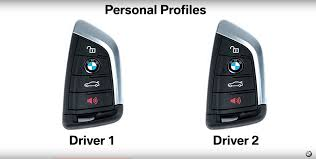 bmw 3 series key fob how to use bmw personal profiles for the driving position