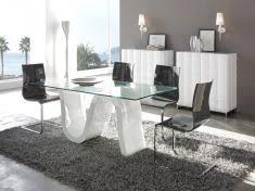 sale da pranzo moderne tavolo infinity allungabile 657 tavoli cristallo allungabili