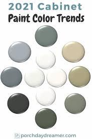 popular kitchen cabinet colors 2021 2021 kitchen cabinet paint color trends painted kitchen