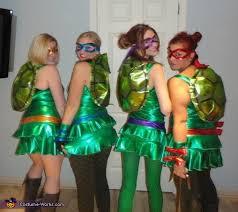 Ninja Turtle Halloween Costume Toddler 36 Creative Group Halloween Costume Ideas