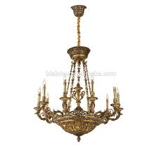 Ceramic Pendant Lights by French Rococo Style 6 Lights Porcelain Chandelier With Antique