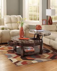 ashley furniture glass top coffee table end tables ashley furniture round end tables fresh signature