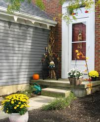 Easter Decorating Ideas For Restaurants by Front Door Steps Design Ideas Outside Home Decorating Loversiq