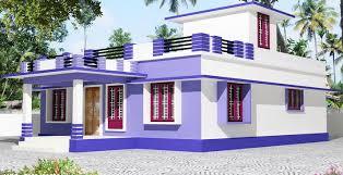 modern single story house plans kerala single story house model home design