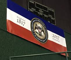 What Does The Mississippi Flag Represent Delta State University Lowers State Flag To Fly Bicentennial