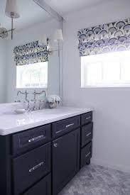 Dark Gray Bathroom Vanity Dark Blue Bathroom Vanity Transitional Bathroom