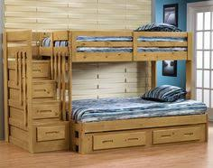 Berkeley Staircase Bunk Bed Bunk Bed Bunk Beds Canada And - The brick bunk beds